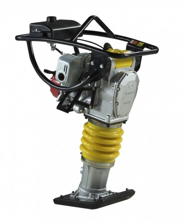 Вибротрамбовка TEKPAC MR68H с двигателем Honda GX100